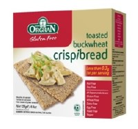 Orgran Buckwheat Crispbread 125g
