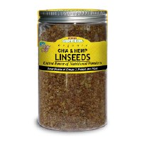 Of The Earth Org Milled Linseed Chia Hemp 180g