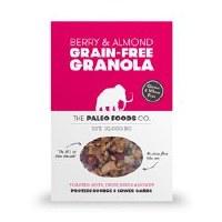 The Paleo Foods Co Paleo Berry Granola 285g