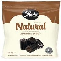Panda Assorted Filled Licorice Cream 200g