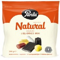 Panda Licorice Mix 200g