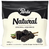 Panda Licorice Cuts 240g