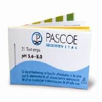 Pascoe ph Balance Test Strips Book 1book