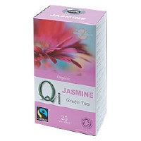 Qi Organic Jasmine Tea 25bag
