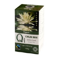 Qi Org Loose Leaf Chun Mee Tea 100g