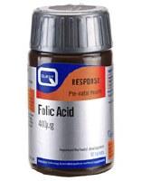 Quest Vitamins Ltd Folic Acid 400mcg 90 tablet