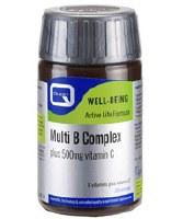 Quest Vitamins Ltd Multi B Complex 60 tablet