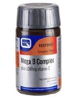 Quest Vitamins Ltd Mega B Complex 30 tablet