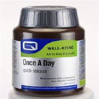 Quest Vitamins Ltd Once A Day 30 tablet