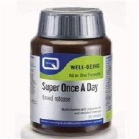 Quest Vitamins Ltd Super One a Day Vegan 30 tablet