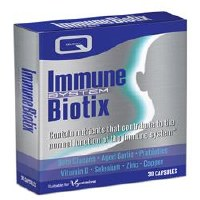 Quest Vitamins Ltd Immunebiotix 30 capsule