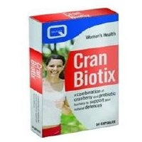 Quest Vitamins Ltd Cranbiotix 30 capsule