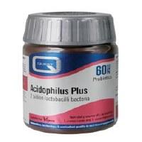 Quest Vitamins Ltd Acidophilus Plus 60 capsule