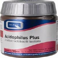 Quest Vitamins Ltd Acidophilus Plus 120 capsule