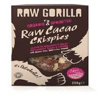 Raw Gorilla Organic Cacao Crispies 250g