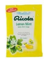 Ricola Lemon Mint Bag 70g