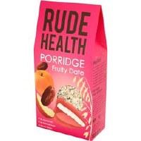 Rude Health Fruity Date Porridge Organic 500g