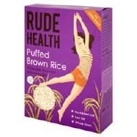 Rude Health Puffed Brown Rice 225g