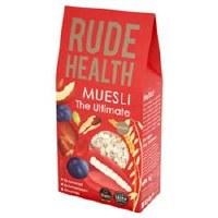 Rude Health The Ultimate Muesli Org 500g