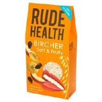 Rude Health Bircher - Soft & Fruity Muesli 450g