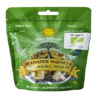 Raw Ecstasy Activated Walnuts Wasabi Miso 70g