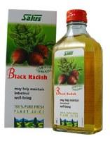 Salus Black Radish Plant Juice 200ml