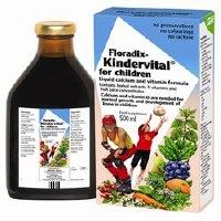 Floradix Kindervital Formula For Childr 500ml