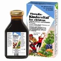 Floradix Kindervital Formula For Childr 250ml