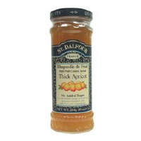 St Dalfour Apricot Fruit Spread 284g