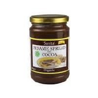 Sunita Organic Sesame Spread with Coc 280g