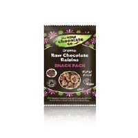 The Raw Chocolate Company Org Raw Chocolate Raisins 28g