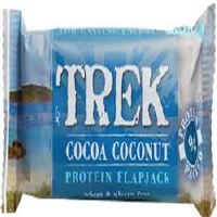 Trek Trek Cocoa Coconut Flapjack NULL