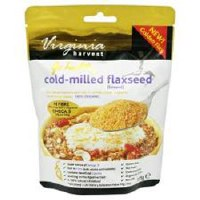 Virginia Harvest Org Cold Milled Flax Seed 175g