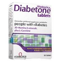 Vitabiotic Diabetone 30 Tablets