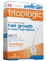 Vitabiotic Hairfollic Man 60 tablet