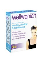 Vitabiotic Wellwoman 30 capsule