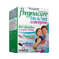 Vitabiotic Pregnacare His & Hers 60 tablet