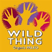 Wild Thing Raw Paleo Bar Cacao & Almond 20x30g