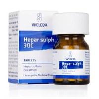 Weleda Hepar Sulph 30c 125 tablet