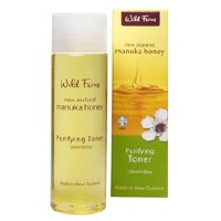 Wild Ferns Manuka Honey Facial Toner 120ml