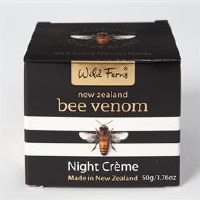 Wild Ferns Bee Venom Night Cream 50g