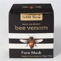 Wild Ferns Bee Venom Face Mask 1x50g