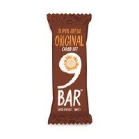 9 Bar Original Carob & Hemp 40g