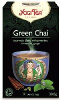 Yogi Tea Green Chai 17bag
