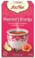 Yogi Tea Women's Energy 17bag