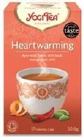 Yogi Tea Heartwarming Tea 17bag