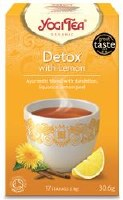 Yogi Tea Detox Dandelion with Lemon Tea 17bag