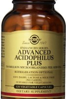 Solgar Advanced Acidophilus Plus Vege 120