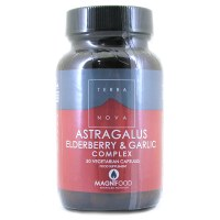 TERRANOVA Astragalus, Elderberry  Garlic 50