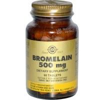 Solgar Bromelain 500 mg Tablets 30